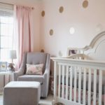 Polka Dot Perfection For The Nursery!