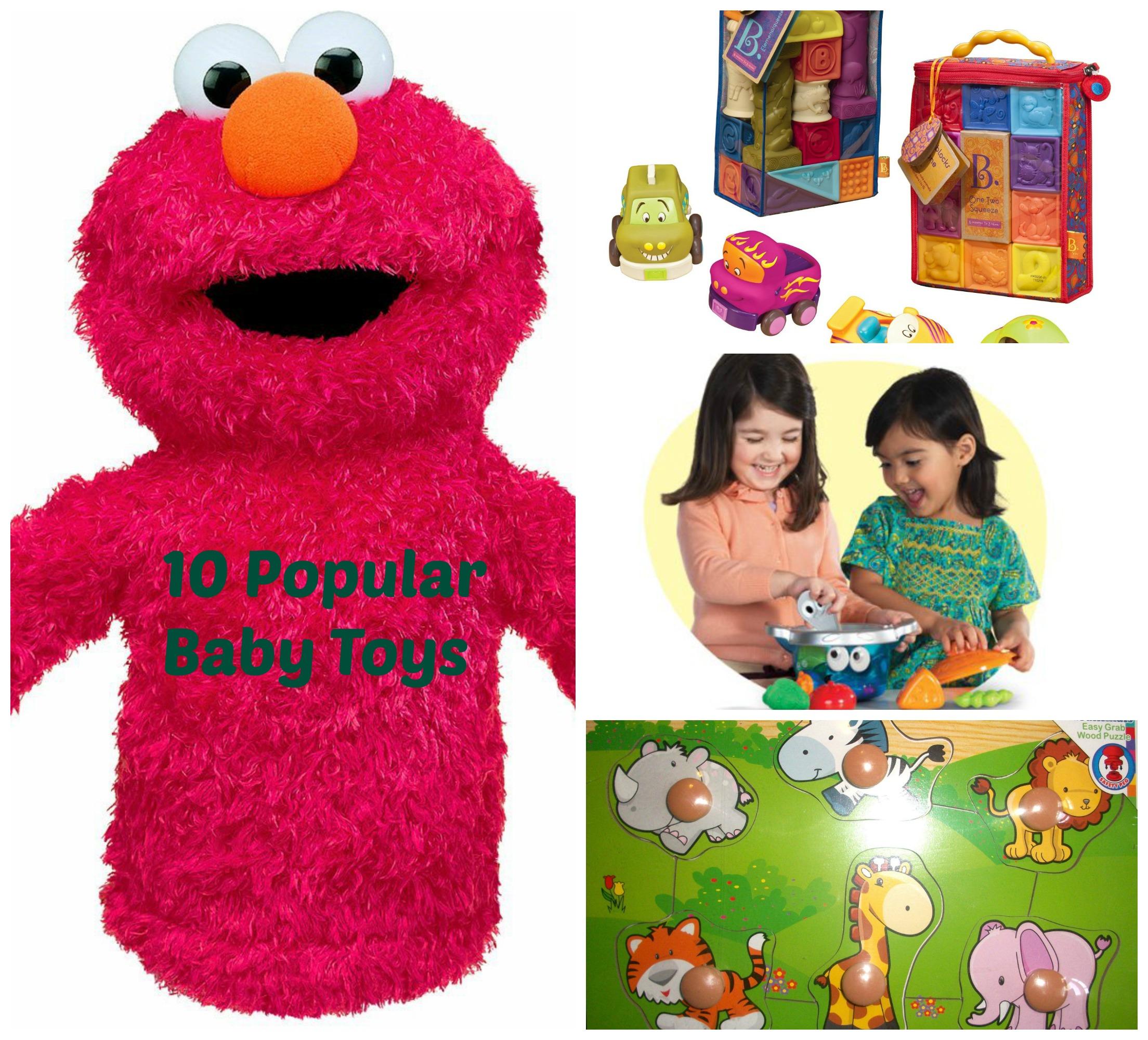 10 Best Baby Toys
